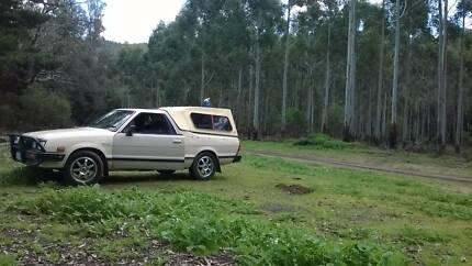 1992 Subaru Brumby Hilton Fremantle Area Preview