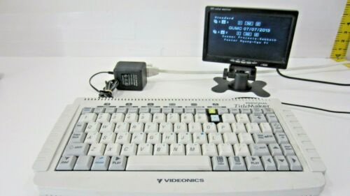 Videonics Video Titlemaker 1000 Model TM 1000 NTSC, W Power Supply