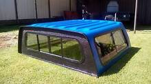 canopy holden rodeo dual cab , suits 1999 modle R798B and more Kearns Campbelltown Area Preview