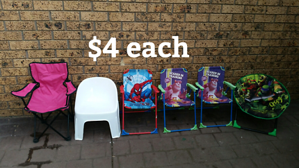 Kids chairs mixed
