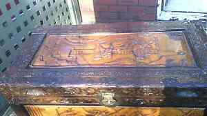 Large camphor chest Evandale Northern Midlands Preview
