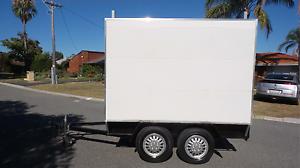 Enclosed Tandem Trailer West Swan Swan Area Preview