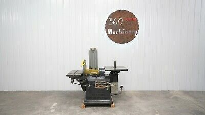 Wysong Miles No. 303 Combination Disk And Oscillating Spindle Sander