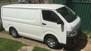 Toyota Hiace 2011 Heckenberg Liverpool Area Preview