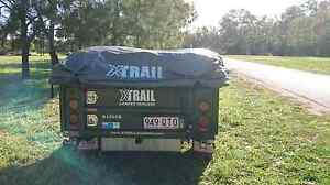 Xtrail ranger camper trailer Dubbo Dubbo Area Preview