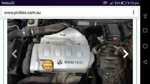 Holden Astra 2003  wrecking  all car Campbellfield Hume Area Preview