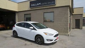 2015 Ford Focus SE Bluetooth, Cruise Control, Heated Seats