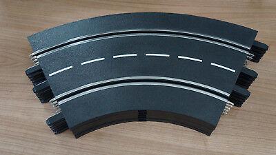 5x Carrera 1/60 Kurven | gebraucht | wenig bespielt | guter Zustand