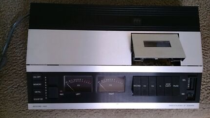 Bang Olufson cassette player. To give away Victoria Point Redland Area Preview