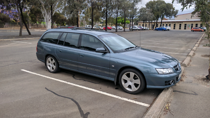 Vz SVZ Holden Commodore Wagon Gawler Gawler Area Preview
