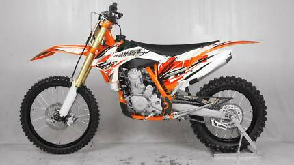CFR250, Bike, 250cc, Crossfire