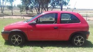 2000 Holden Barina Hatchback Sandigo Narrandera Area Preview