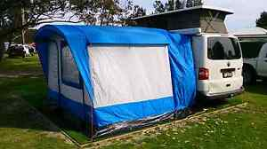 Awning - Campershop Retro Drive Away Right Hand Drive Awning Currans Hill Camden Area Preview