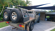 2001 GU Patrol DX 4.2L Turbo Diesel  Highland Park Gold Coast City Preview