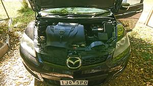 Mazda CX-7 2007 luxury auto Turbo petrol SUV Bright Alpine Area Preview