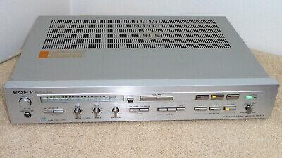 Sony TA-F55 Vintage Amplifier