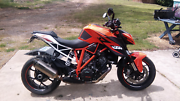 KTM super duke R Balhannah Adelaide Hills Preview