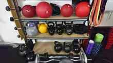 WANTED - Kettlebell and dumbbells and deadballs Valentine Lake Macquarie Area Preview