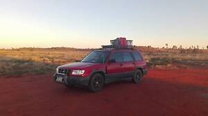4WD 1998 Subaru Forester Wagon Chatswood Willoughby Area Preview