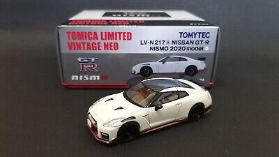 TOMICA LIMITED VINTAGE NEO NISSAN GT-R NISMO 2020 model N217a 1/64