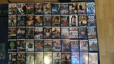 DVD Sammlung Filme über 150 Stück DVDs neuwertig nur 1x benuzt   ()