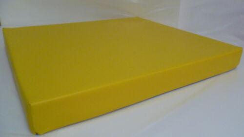 Weichbodenmatte, Weichboden, Turnmatte, 200 x100x8 gelb*