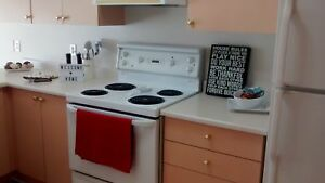 1 Bedroom with In-Suite Laundry!