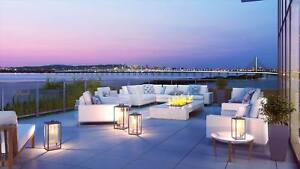 Lum Pur Fleuve - Condominiums neufs à louer sur le fleuve