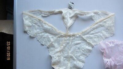 VINTAGE ST MICHEAL PANTIES KNICKERS SIZE W 32-40 INCH                       K451