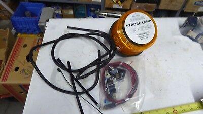 Kubota V4218 Strobe Light Kit For Metal Top Or Cab New