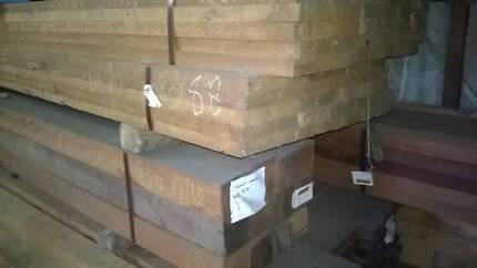 Furniture Grade Timber Rare Yellow Tingle  also some Jarrah
