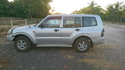 Wanted: Wanted Pajero NM 3.5 petrol V6 Manual wrecking.