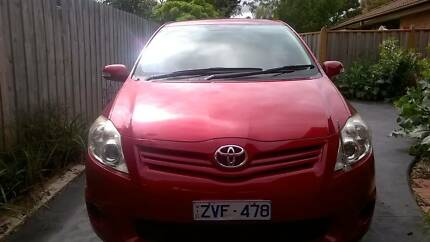 Toyota Corolla 2010 - v.good condition