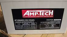 AMP -TECH DEEP CYCLE SEALED BATTERIES AT12900DS 100 amp AGM Wynnum Brisbane South East Preview
