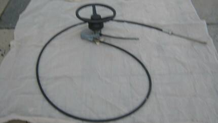 STEERING  SYSTEM  MORSE  OUTBOARD