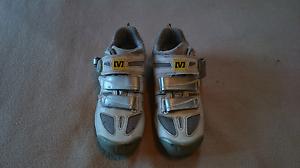 Mavic womens mtb shoes size Eur 37 Marrickville Marrickville Area Preview