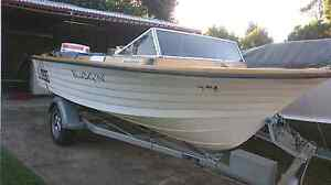 Runabout fishing/ski boat Boondall Brisbane North East Preview