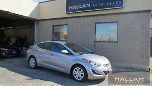 2015 Hyundai Elantra GL Bluetooth, Heated Seats, Cruise Control