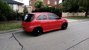 2004 Holden Barina Hatchback SRi MY 05 Immac Condition LOW KMS Rowville Knox Area Preview