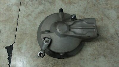 88 BMW K75C K75 C Final Drive Gear Differential Rear Back Brake Drum Shoe Hub