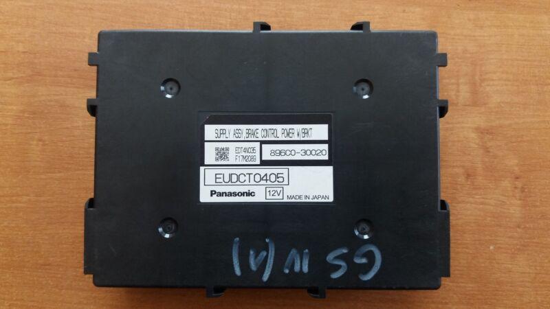Lexus GS-300h 2014 Supply Assy, Brake Control Power Unit OEM   896C0-30020