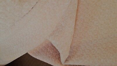 BLUSH PINK  DIAMOND  TEXTURED CHENILLE UPHOLSTERY FABRIC