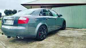 Audi A4 1.8T quattro mint condition Angle Park Port Adelaide Area Preview