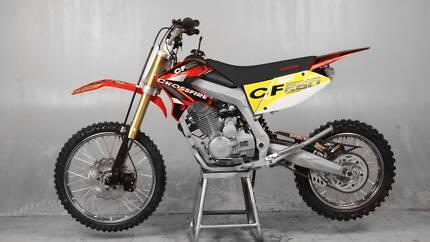 Crossfire, CF250, 250cc, Bike, Motorcycle