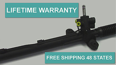 #16-2006-2007 Chevrolet Impala Hydraulic Power Steering Rack and Pinion