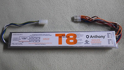 Anthony Refrigeration Ballast Model Fep-120-270-t8 Or 60-14693-0005