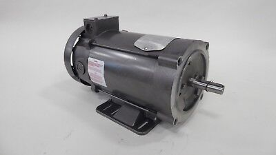 Emerson Wc0502 Electric Motor 34-6348-3674 12hp 90v 1750rpm Tefc 56c 3420p Cont