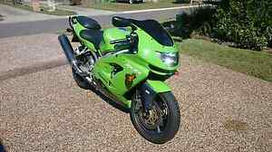 1998 Kawasaki ZX-9R Kallangur Pine Rivers Area Preview