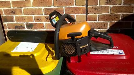 Mcculloch chain saw Kurrajong Hills Hawkesbury Area Preview