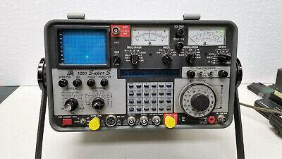 Ifr 1200 Super S Communication Service Monitor Analyzer